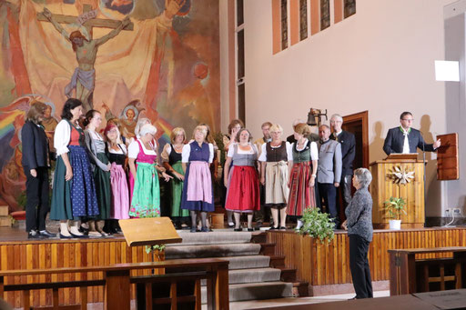 Chorfestival Seeboden, 21. Oktober 2019