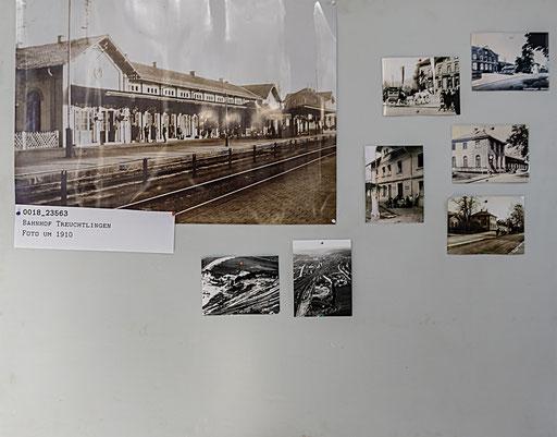 Infos zur Geschichte des Bahnhof Treuchtlingen