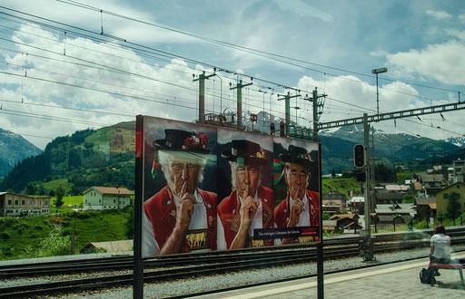 Das würzige Geheimnis der Schweiz
