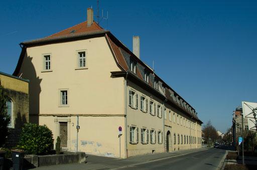 Landwehrstrasse, Polizeiinspektion