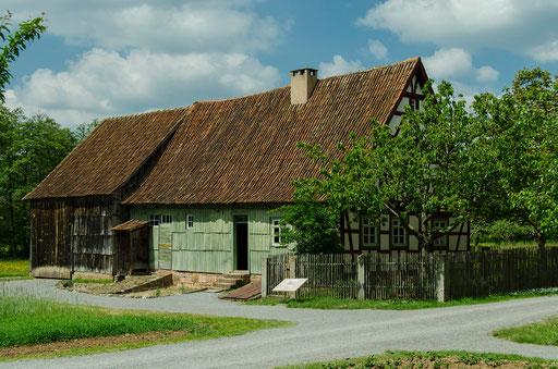 Hofstelle aus Waldberg, Landkreis Rhön-Grabfeld