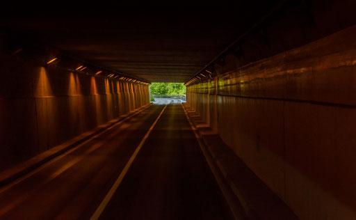 Raus aus dem Tunnel