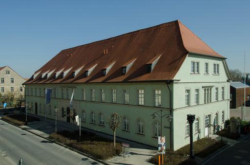 Landwehrstraße, Städisches Museum
