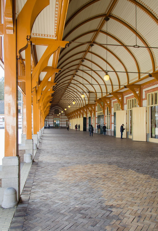 Palais Het Loo, Remise