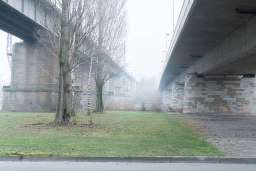 Zwischen den Brücken