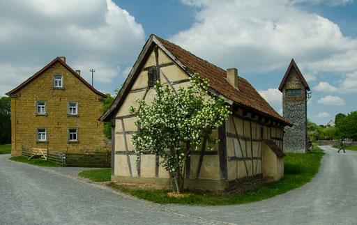 Tropfgut aus Ostheim bei Hofheim, Landkreis Haßberge