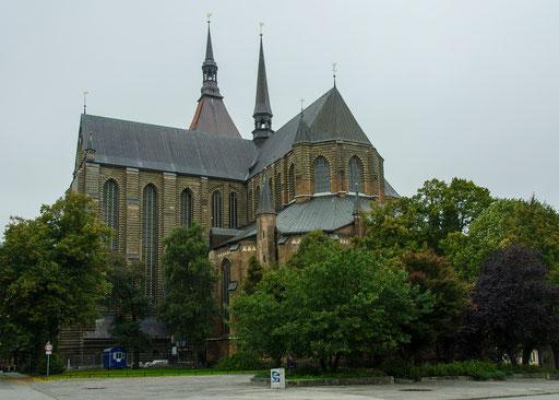 Marienkirche 1454, Die Astronomische Uhr - Zeitansage seit 1472