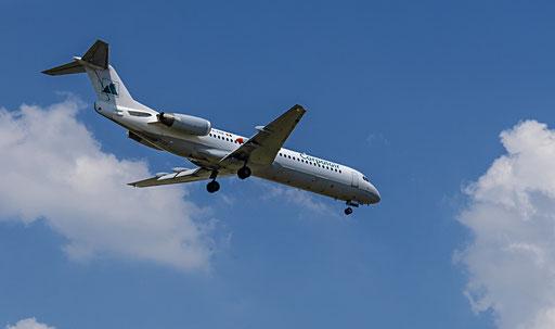 Carpatair ist eine rumänische Fluggesellschaft mit Sitz in Timișoara und Basis auf dem Flughafen Timișoara.