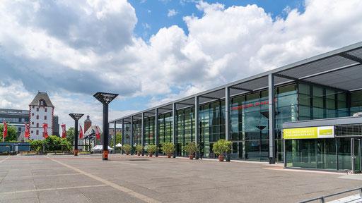 Die Rheingoldhalle