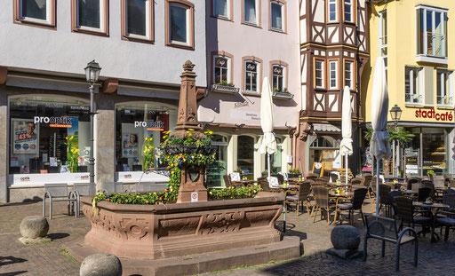 Marktbrunnen, Wertheim, TBB
