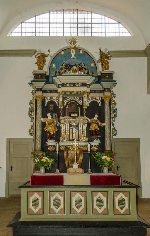 Altar...   /Seemannskirche