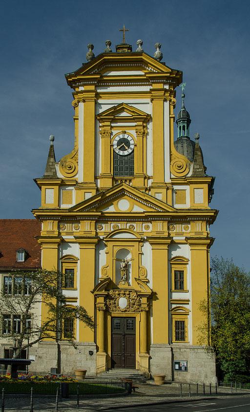 Kaiserstraße, Evangelische Stadtkirche
