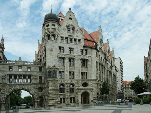 Burgplatz, Stadt Leipzig