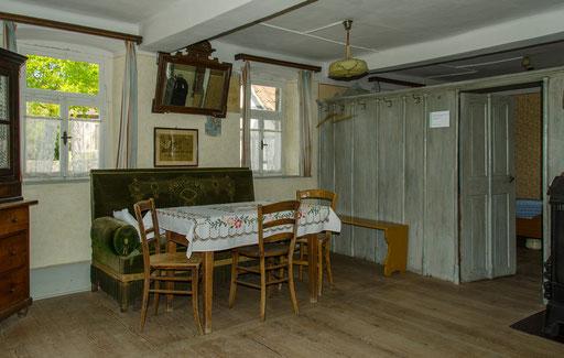 Hofstelle aus Rügheim, Landkreis Haßberge