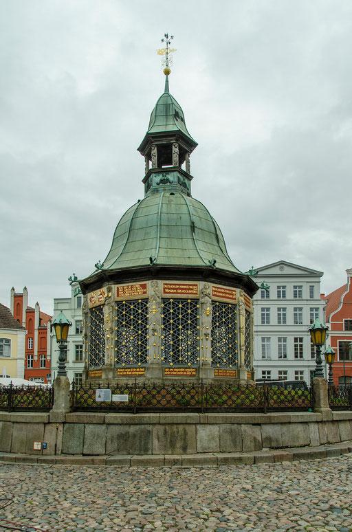 Brunnen...   /Marktplatz