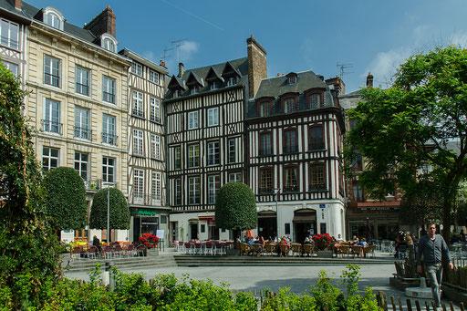 Rouen; Schöne Häuser