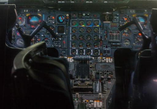 BAC Concorde 101/102, Cockpit