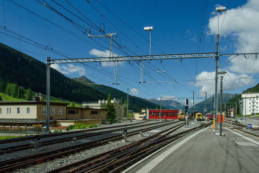 Davos Hauptbahnhof