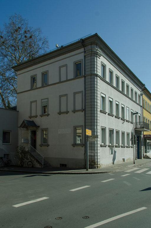 Alte Burgstraße, Evang. Luth. Dekanat