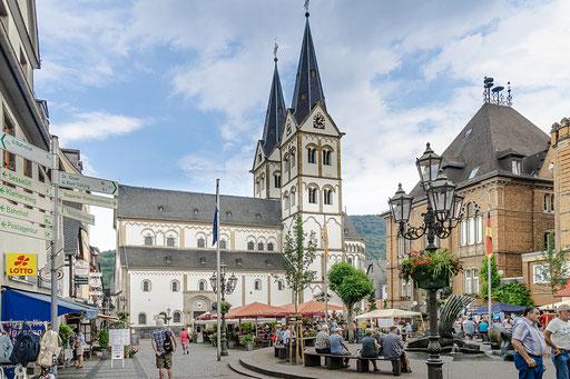 St. Serverus-Kirche am Marktplatz