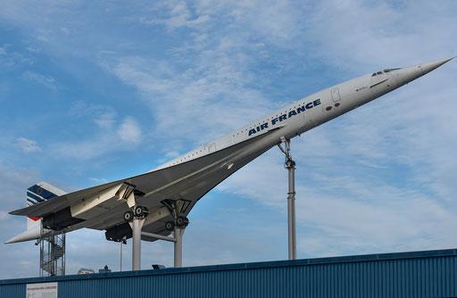 BAC Concorde 101/102