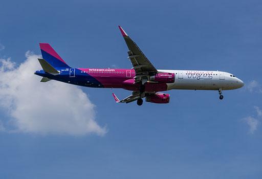 Wizz Air Hungary  ist eine ungarische Billigfluggesellschaft mit Sitz in Budapest mit derzeit 28 Basen.