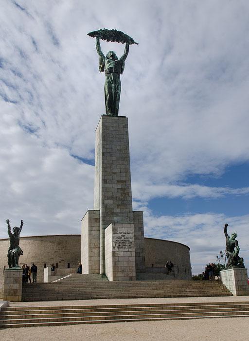 Freiheitsstatue auf der Zidatelle