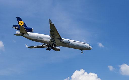 Lufthansa Cargo ist eine deutsche Frachtfluggesellschaft mit Sitz in Frankfurt am Main und Basis auf dem Flughafen Frankfurt am Main.