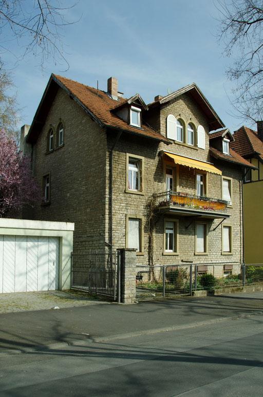 Kanzler Stürzel Straße