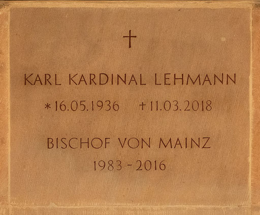 Karl Kardinal Lrhmann