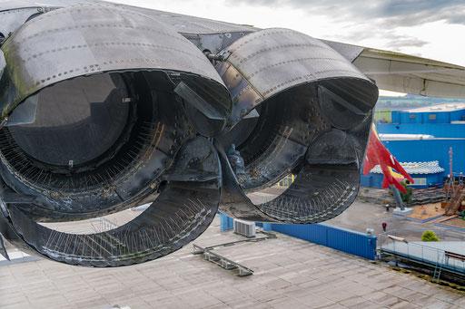 BAC Concorde 101/102, Turbinen