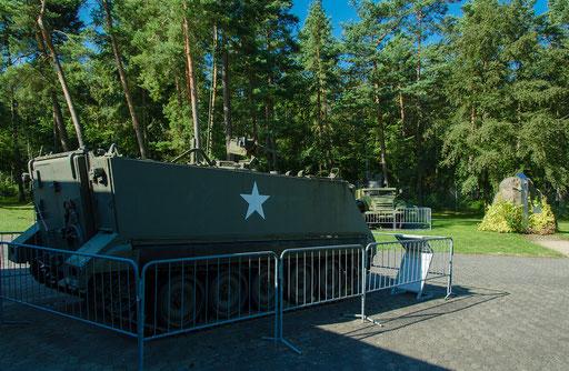 US-Schützenpanzer
