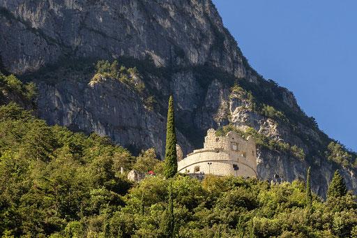 Die Bastion von Riva del Garda