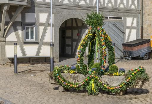 Gelchsheim, WÜ