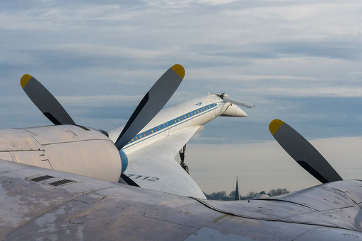 Tupolev TU - 144