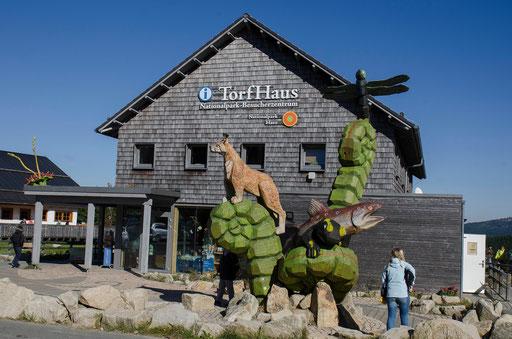TorfHaus, Nationalpark-Besucherzentrum