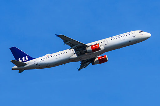 SAS Scandinavian Airlines ist eine skandinavische Holding Gesellschaft.