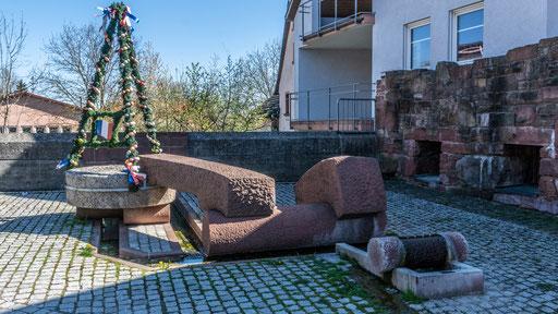 Moretbrunnen ,  Külsheim, TBB