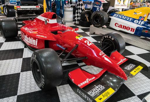 BMS Dallara 192; 640 PS; Baujahr: 1992