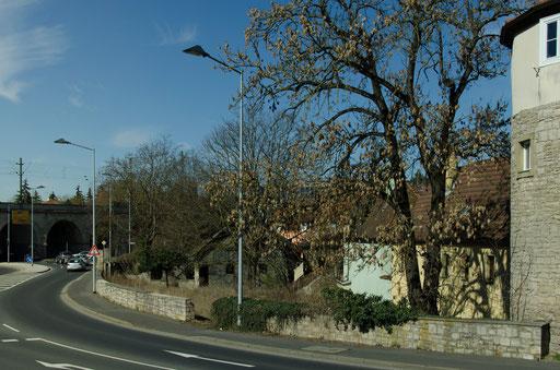 Lindenstraße, Gasthof zum Löwen-Rückgebäude