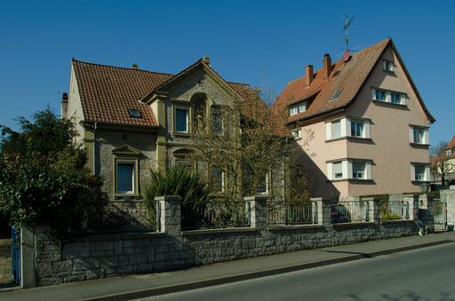 Glauberstraße