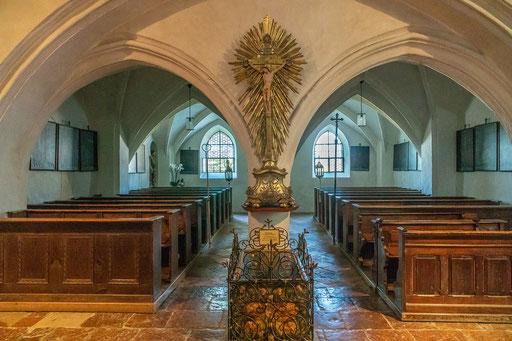 Innenraum der Klosterkirche