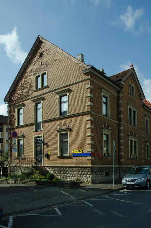 Paul Eber Straße
