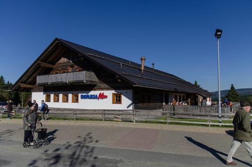 """Gasthaus """"Bavaria Alm"""" in Torfhaus"""