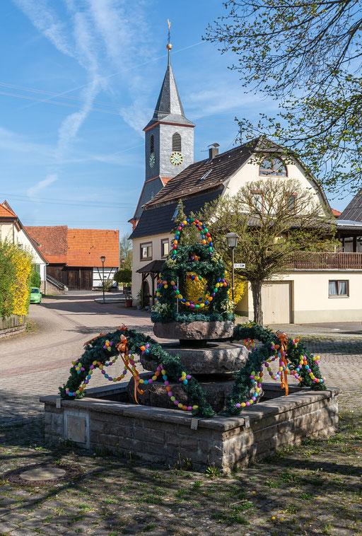 Hirschlanden, MOS