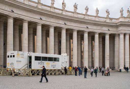 Mobile Vatikanpost