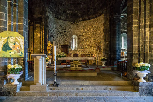 Santa Margherita d'Antiochia Vernazza Innenraum