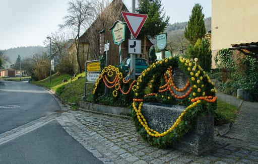 Unterzausbach, FO