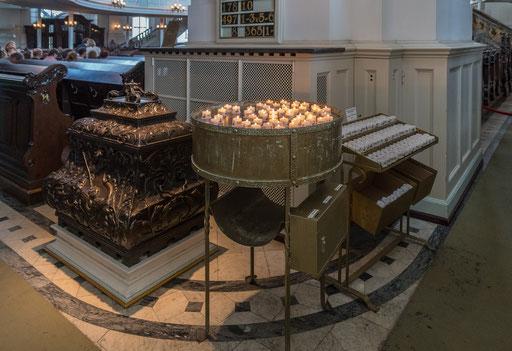 Innenraum von St. Michaelis