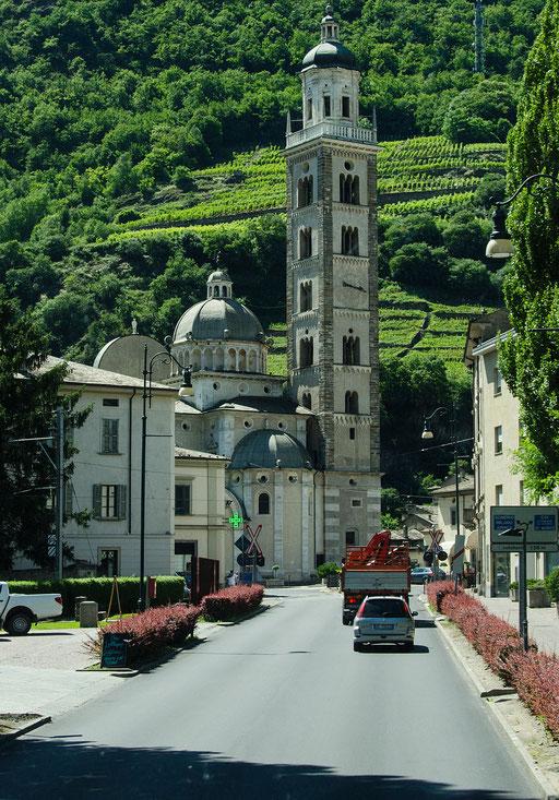 Wallfahrtskirche Madonna di Tirano